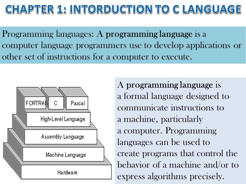 C Programming Introduction