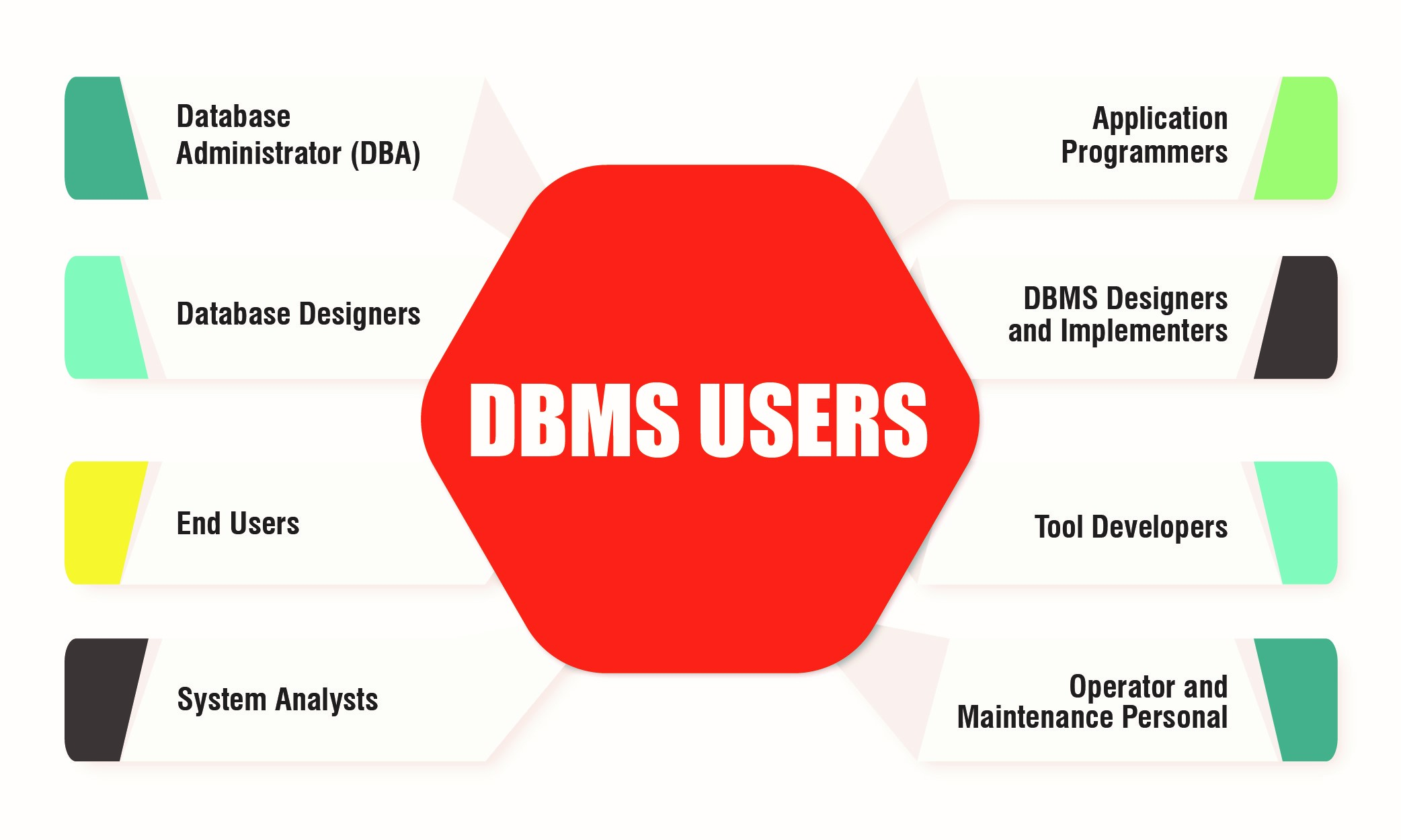 Database Users and Administrator